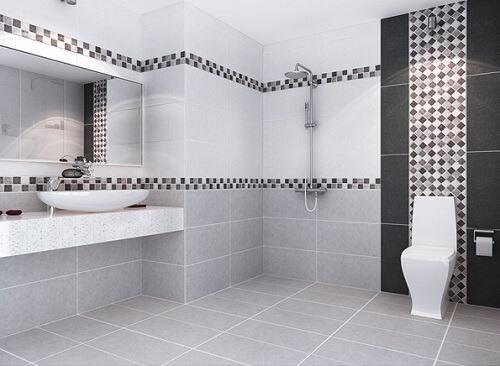 Cách chọn Kích thước gạch ốp nhà vệ sinh Chuẩn nhất cho từng Diện tích