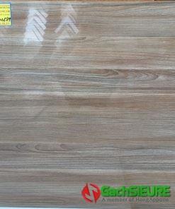 Gạch bóng kiếng 60×60 vân gỗ giá rẻ