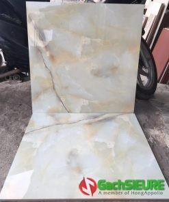 Gạch granite 60×60 siêu bóng nano lát nền giá rẻ