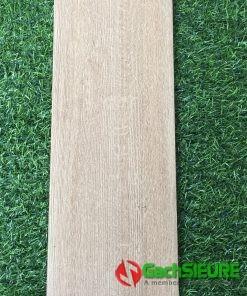 Đá lát nền giả gỗ 15×60 mờ chống trơn