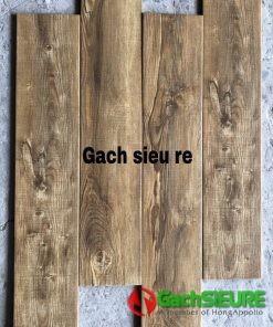 Gạch 15×80 lát nền vân giả gỗ tại bình chánh