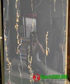 Gạch 60×120 siêu bóng kiếng giảm giá – Gạch ốp mặt tiền đẹp 60×120 sale