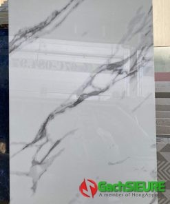 Gạch bóng kiếng 60×120 trắng vân mây cao cấp giảm giá sale