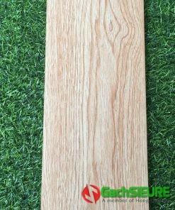 Gạch giả gỗ đá mờ chống trơn 15×60 gạch vân gỗ lát nền