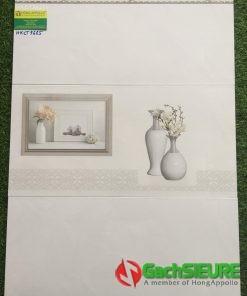 Mẫu gạch 30×60 ốp tường phòng khách đẹp HK36665