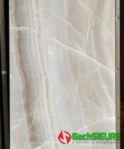 Gạch 600×1200 vân đá ốp lát ấn độ bóng kiếng cao cấp