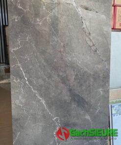 Gạch 60×120 đá mờ nâu xám sang trọng