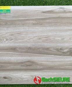 Gạch 60×60 giả gỗ bóng kiếng lát nền phòng ngủ phòng khách đẹp