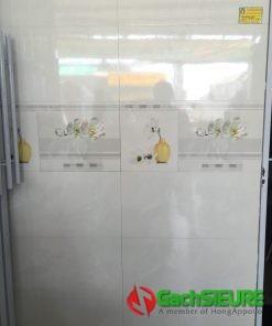 Gạch dán tường 30×60 bóng kiếng tasa đẹp cao cấp giá rẻ