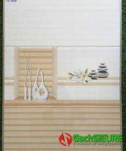 Gạch dán tường 30×60 màu trắng vàng đẹp giá rẻ
