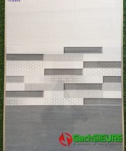 Gạch dán tường phòng khách men bóng 30×60 đẹp