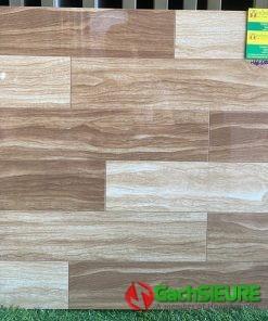 Gạch giả gỗ 60×60 bóng kiếng đẹp