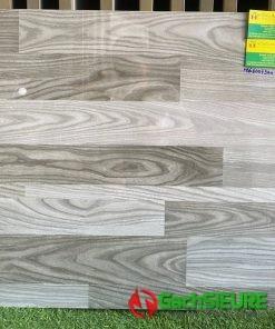 Gạch giả gỗ nâu xám trắng 60×60 bóng kiếng đẹp