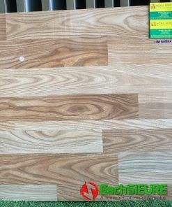 Gạch lát nền 60×60 giả gỗ vàng nâu trắng xám đẹp