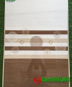 Gạch men bóng dán tường 30×60 đẹp giá rẻ