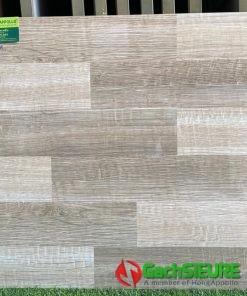 Gạch vân giả gỗ 60×60 bóng kiếng lát nền phòng ngủ phòng khách đẹp