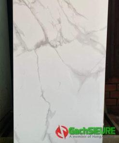Giá gạch 60×120 bóng kiếng trắng vân mây tphcm