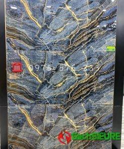 Gạch Bóng Kiếng Nhập Khẩu Đá Marble Xanh 60×120