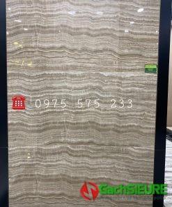 Gạch Bóng Kiếng 60×120 Đá Marble Sóng Tự Nhiên