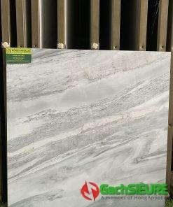 Gạch Lát Nền Bóng Kiếng 60×60 Đá Marble Tự Nhiên