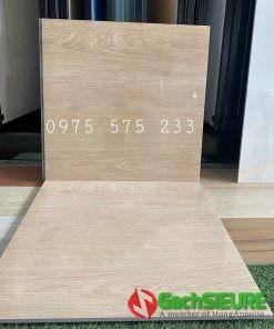 Gạch 60×60 giả gỗ lát nền siêu bóng kiếng loại 1 sale giảm giá tốt