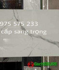Gạch cao cấp 80×240 ấn độ hiện đại mẫu mới nhất bóng kiếng