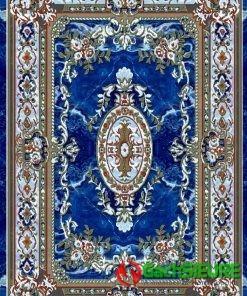 Gạch thảm màu xanh lát nền nổi bật sang trọng 67