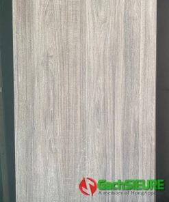 Gạch 60×120 lát ốp vân giả gỗ tự nhiên nâu xám