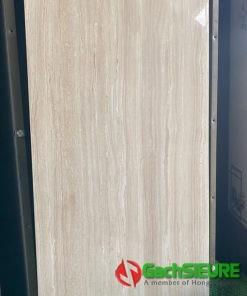 Gạch giả gỗ bóng kiếng 60×120 màu xám ốp lát đẹp