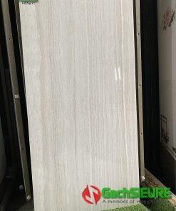 Gạch khổ lớn 60×120 giả vân gỗ bóng kiếng ốp lát đẹp