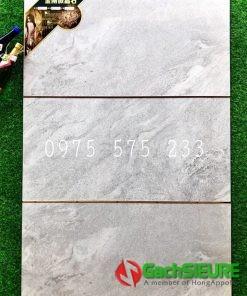 Gạch 40×80 ốp tường vân đá bóng kiếng màu xám cao cấp bình chánh