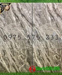 Gạch 60×120 màu vân đá xám bóng cao cấp tại bình chánh