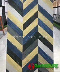 Gạch granite mờ 60×120 vân giả gỗ đẹp cao cấp