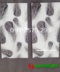Gạch ốp tường trang trí 30×60 nhũ bạc bóng kiếng trung quốc