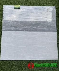 Gạch ốp tường trung quốc 40×80 xám bóng bình tân