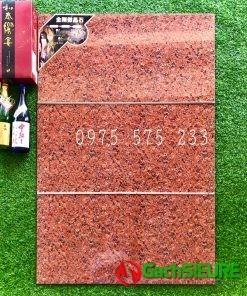 Granite 40×80 ốp tường đá hoa cương mè đỏ siêu bóng cao cấp