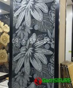 Gạch bông hoa trang trí ốp dán tường 60×120 cao cấp