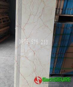 Gạch lát cầu thang 47×120 đá khắc kim 01