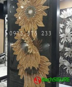 Gạch ốp lát 60×120 bông hoa đẹp trang trí cao cấp