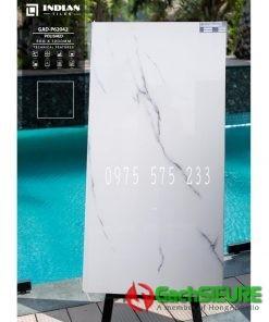 Gạch 60×120 ốp lát nhà vườn biệt thự đẹp cao cấp
